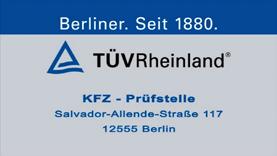 TÜV Rheinland Stadionspot