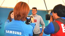 Eventfilm Samsung